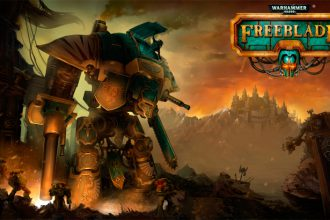 El Jugón De Móvil Warhammer 40,000: Freeblade portada