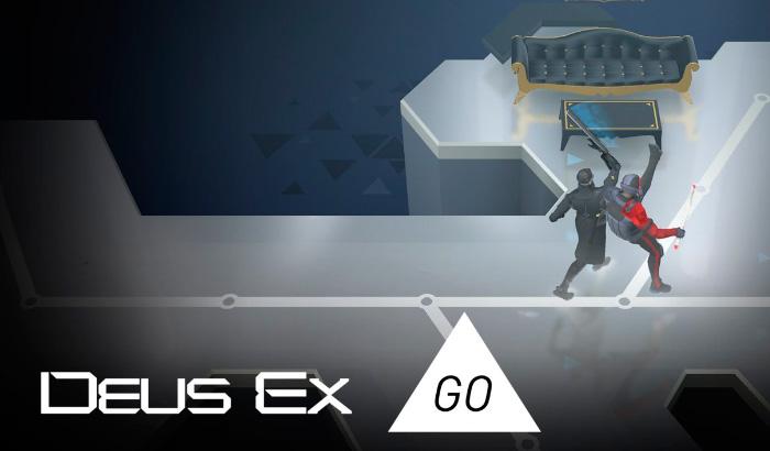 El Jugón De Móvil - Lanzamiento de Deus Ex Go
