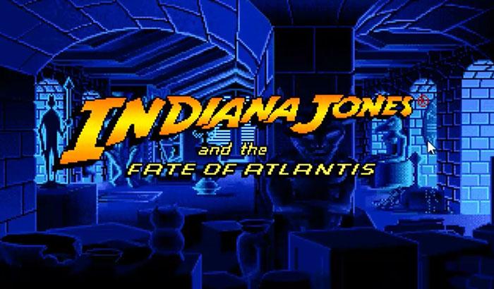 El jugón de móvil - Análisis de Indiana Jones and the Fate of Atlantis