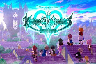 El Jugón De Móvil KINGDOM HEARTS Unchained X portada