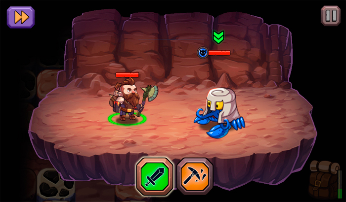 El Jugón De Móvil Mine Quest 2 partida 2