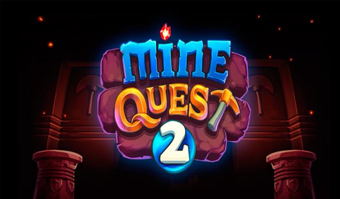 El Jugón De Móvil Mine Quest 2 portada