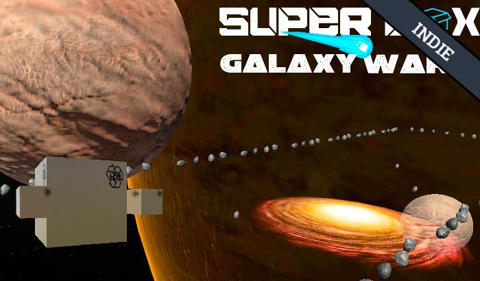 El Jugón De Móvil -Super Box Galaxy Wars