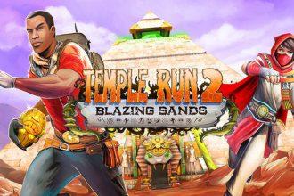 El jugón de móvil - Análisis de Temple Run 2: Blazing Sands