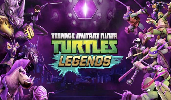 Imagen portada Las tortugas ninja leyendas. Análisis