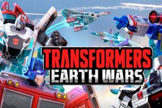 El Jugón De Móvil transformers earth wars portada