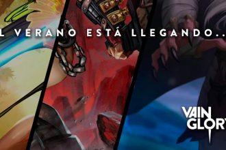 Noticias Vainglory Temporada de Verano por el Jugon de Movil