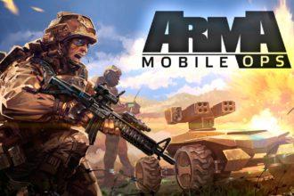 Trailer de Arma Mobile Ops