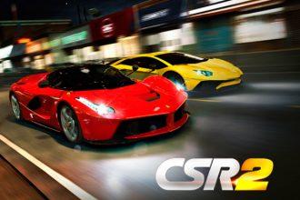 Imagen de portada análisis CSR Racing 2