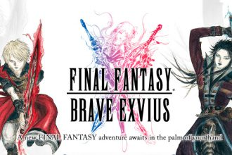 Trailer de FINAL FANTASY BRAVE EXVIUS para Android e iOS