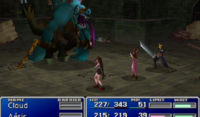El Jugón De Móvil Final Fantasy VII