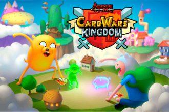 portada de Guerra de Cartas: El Reino para El Jugon De Movil