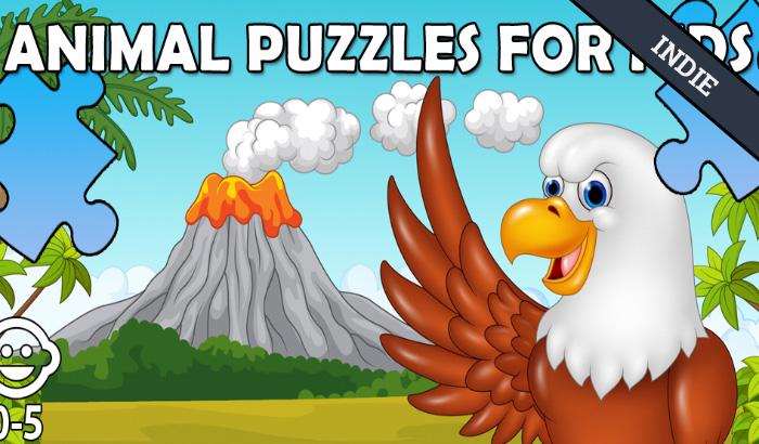 El Jugón De Móvil - Puzzles de animales para niños