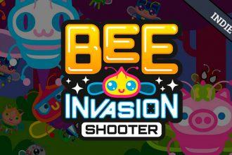 El Jugón De Móvil - Juego indie Bee Invasion Shotter