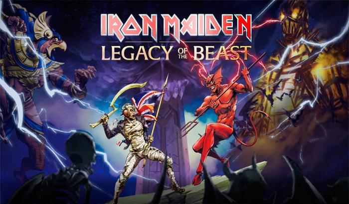 El Jugón De Móvil Maiden: Legacy of the Beast portada