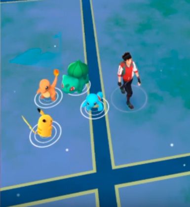 how to catch pikachu in pokemon go