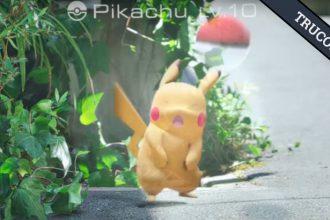 El Jugón De Móvil Guía de Pokémon Go - Cómo conseguir a Pikachu