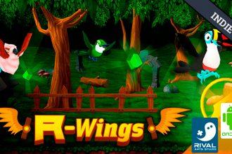El Jugón De Móvil R- Wings - Juego indie