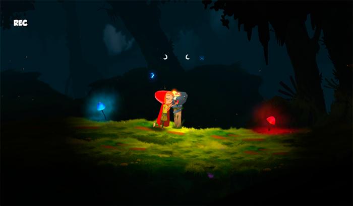 El Jugón De Móvil RedStory LittleRed Riding Hood partida