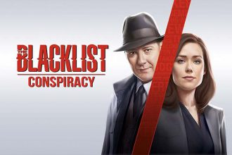 Portada para The blacklist conspiracy analisis