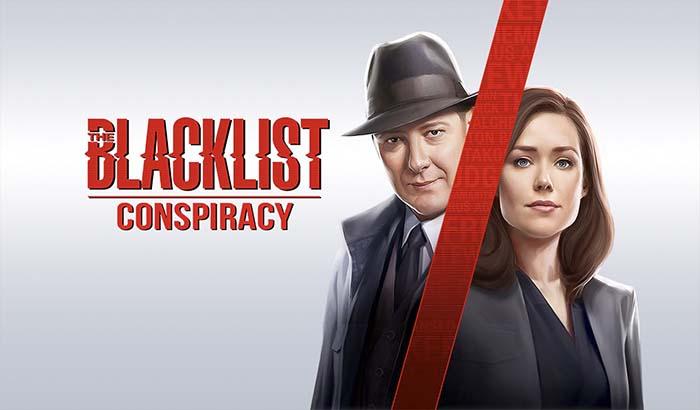 Portada para The blacklist conspiracy analisis