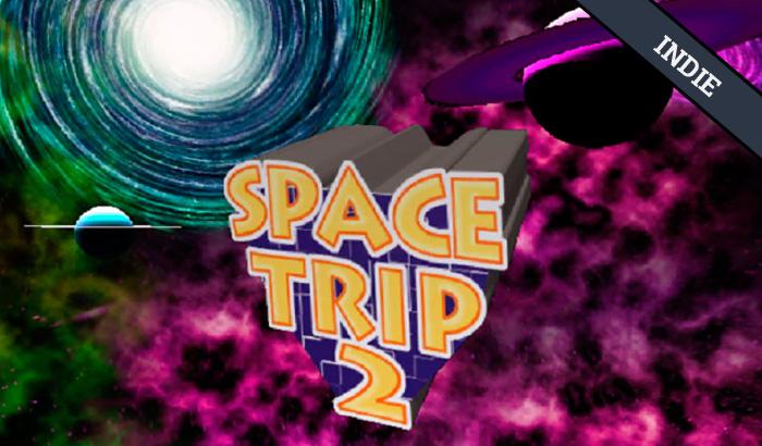 El Jugón De Móvil Space Trip 2 - Juego indie