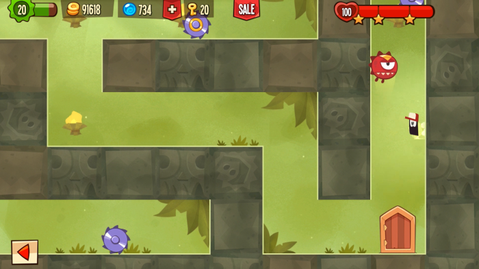 Guía King Of Thieves El Gran Laberinto