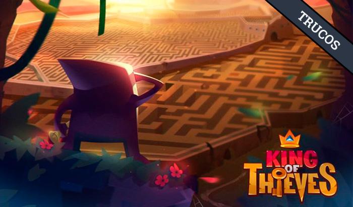 El Jugón De Móvil -Guía de King of Thieves