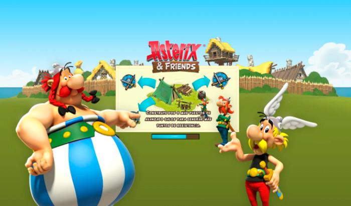 El Jugón De Móvil - Lanzamiento de Asterix & Friends