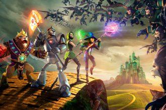 El Jugón De Móvil - Lanzamiento de Oz: Broken Kingdom