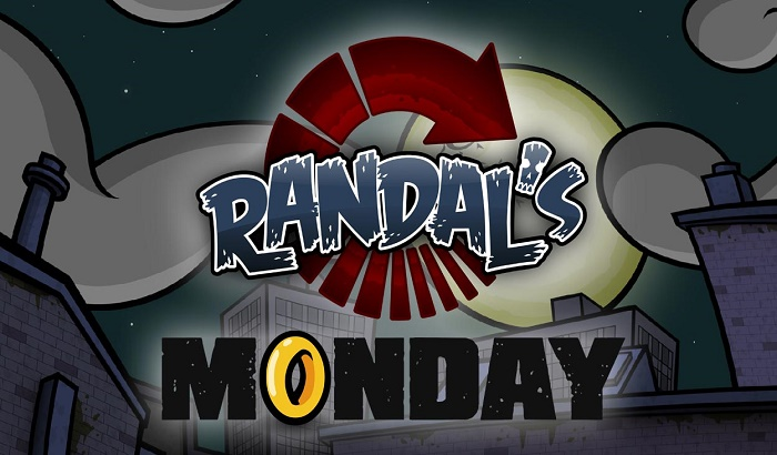 El Jugón De Móvil Randal's Monday Portada