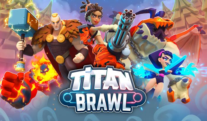 El Jugón De Móvil - Lanzamiento de Titan Brawl