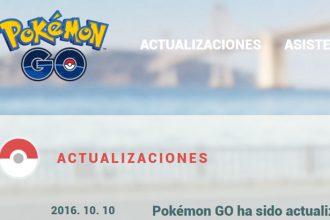 El Jugón De Móvil - Noticias Actualiación Pokémon GO cambios en lso gimnasios