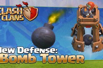 El Jugón De Móvil - Nueva desensa llamada Torre bombardera