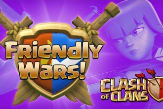 El Jugón De Móvil - Guerras amistosas en Clash of Clans