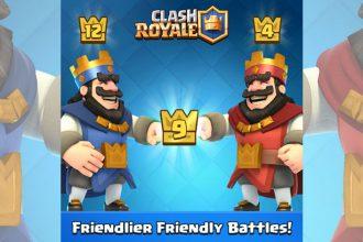 El Jugón De Móvil - Batallas amistosas niveladas en Clash Royale