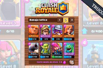 El Jugón De Móvil Guía Clash Royale Mazo de cartas