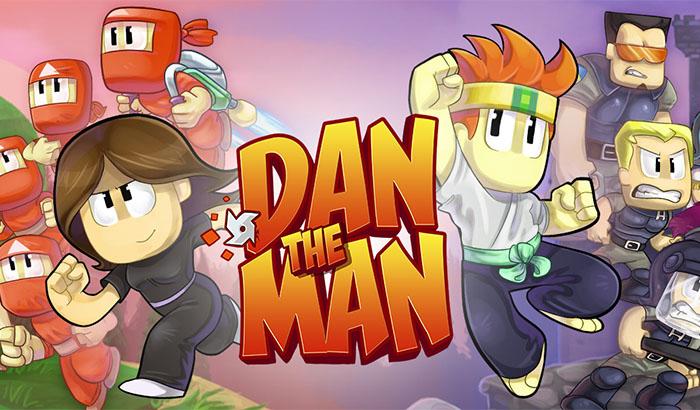Análisis de Dan The Man