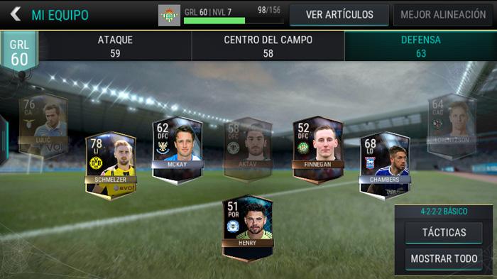 El Jugon De Movil - Análisis FIFA Mobile - Imagen mercado