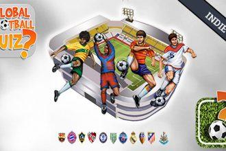 El Jugón De Móvil - Juego indie Global Fútbol Quiz
