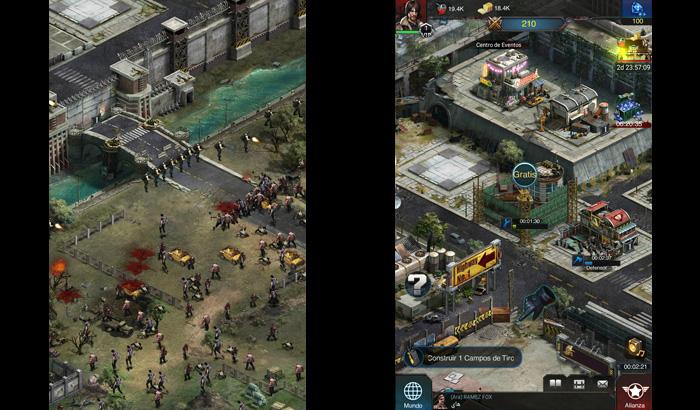 El Jugon de Movil Guia Last Empire War Z Ataque y construccion