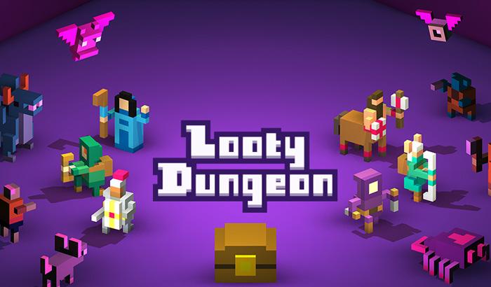 El Jugón De Móvil - Nuevo juego Looty Dungeon