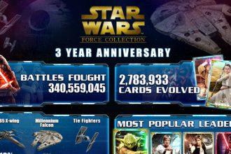 El Jugón De Móvil - Nuevas cartas en STAR WARS™: FORCE COLLECTION