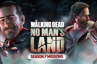 El Jugón De Móvil - Temporada 7 en The Walking Dead No Man's Land