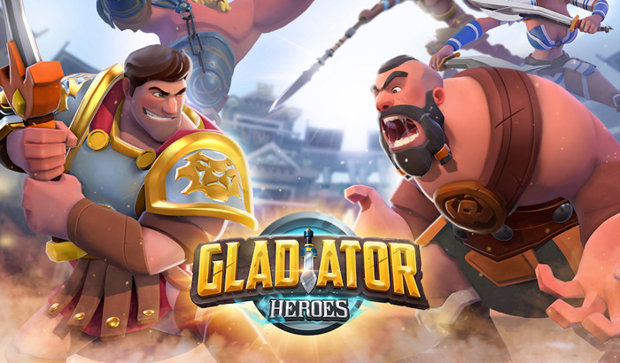 El Jugón de Móvil - Nuevo juego de Genera Games, Gladiator Heroes