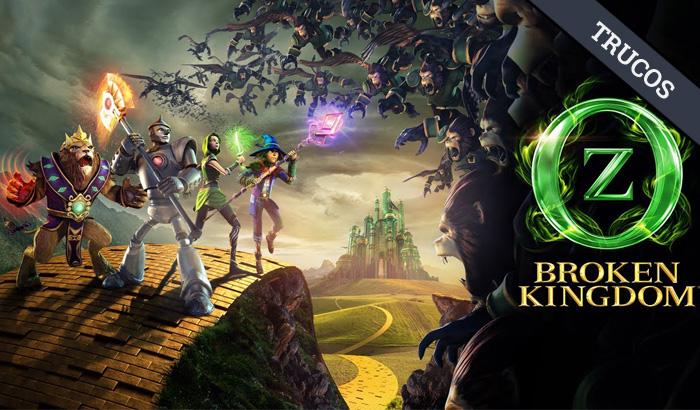 El Jugón de Móvil - Guía Oz Broken Kingdom - Portada