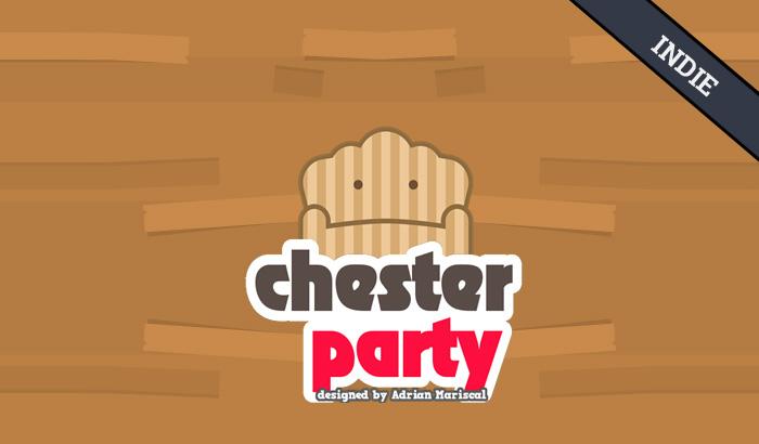 El Jugón de Móvil - Juego indie Chester Party