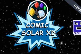 El Jugón de Móvil - Juego indie Comic Solar XD