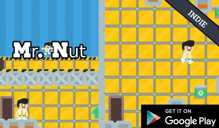 El Jugón De Móvil - Juego indie Mr.Nut