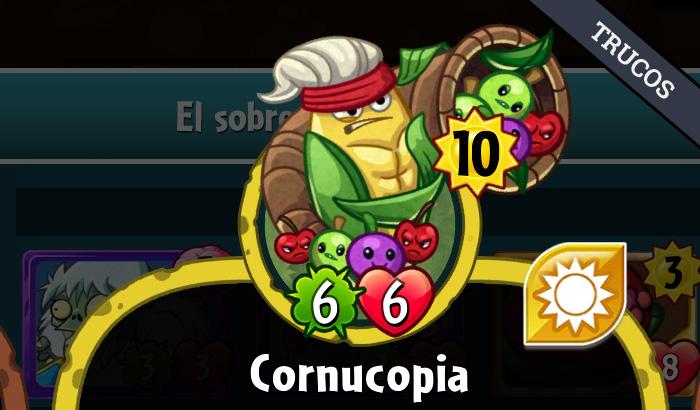 El Jugón De Móvil - Plants vs zombies heroes crnucopia
